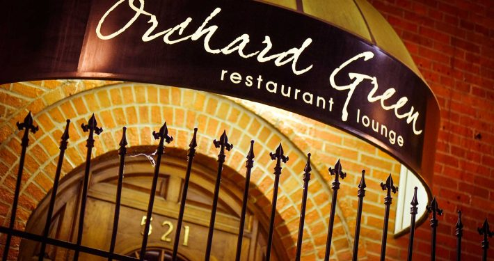 Welcome Orchard Green Restaurant